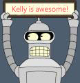 Kelly is Awesome